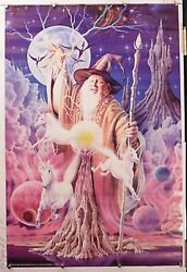 Wizard of creation meiklejohn vintage posters 24.25quot; X 36.25quot; NOS b517
