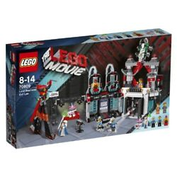 Lego Movie 70809 Lord Businessand039 Evil Lair Discontinued By Manufacturer