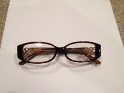 Tura model 696 eyeglasses womens designer frames new brown $44.00