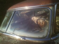 1949 1950 1951 1952 Chevrolet Coupe Windshield Trim Convertible Deluxe Belair