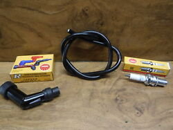 1982 Honda Atc 200 Atc200 E Spark Plug And Ngk Cap Boot Cover And Free Coil Wire