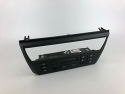 BMW 3 Series e83 AC Heater Climate Control Switch Panel Unit 3417544