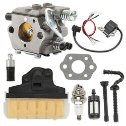 Carburetor Carb Air Filter Kit For Stihl Ms210 Ms230 Ms250 025 Chainsaw