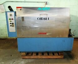 Guyson Orbit 1000 Stainless Steel Rotary Turntable Parts Washer - 28460
