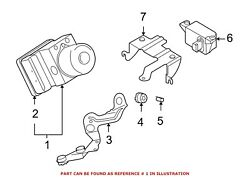 For Bmw Genuine Abs Hydraulic Assembly 34516765453