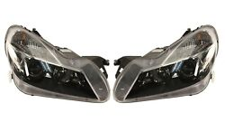 Left And Right Marelli Bi-xenon Headlights Lamps Pair Set For Mb R230 W/o Igniter