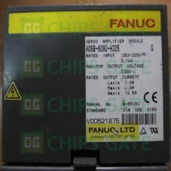 1pcs Used Fanuc A06b-6080-h305 Servo Amplifier In Good Condition