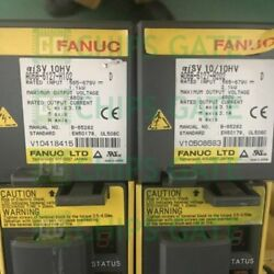 1pcs Used Fanuc A06b-6127-h202 Tested In Good Condition