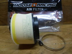85-87 Honda Atc 250es Big Red Air Filter Airfilter Cleaner W/ Free Clamp Fast Sh