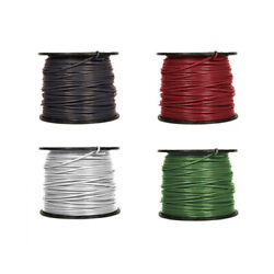 1 Awg Copper Thhn Thwn-2 Building Wire 600v Lengths 50 Feet To 1000 Feet