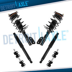 Venture Montana Silhouette Struts + Shock Absorbers + Sway Bars Front And Rear Fwd