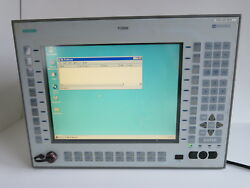 Telemecanique Tc2000 Operators Panel _ Schneider Tc2000