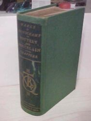 vintage antique marks&monograms on pottery and porcelain book chaffers 6th ed