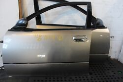 Jdm 98 05 Toyota Gs300 Front Left And Right Doors With Panels Rhd Doors Mirrors