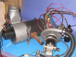 Volkswagen bus gas heater came out of a bay window VW Bug Beetle  PICK UP CALIF