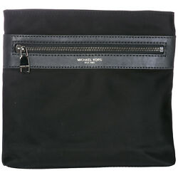 MICHAEL KORS MEN'S CROSS-BODY MESSENGER SHOULDER BAG NEW SMALL BLACK 2D1