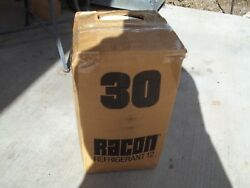 NEW RACON R12 refrigerant 30lb Sealed Container of R-12 FREON R 12 Free Shipping