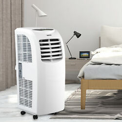 Portable Air Conditioner Dehumidifier Function Remote with Window Kit 10000BTU