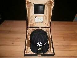 New Era 59fifty Yankee 2004 Limited Edition Hat Capture The Flag With Diamond