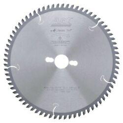 Amana Age 10 72 Tooth Corian Saw Blade For Panel Saw
