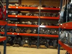 FORD MUSTANG AUTOMATIC TRANSMISSION 6 speed 3.7L ID BR3P-7000-AA 11 12 13 14
