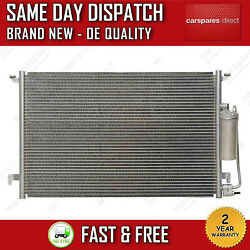 SAAB 9-3 9-3X 1.8 2.0 2.2 20002015 AIR CON CONDENSER WITH DRYER *NEW*