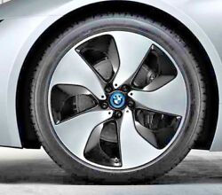 Bmw Oem I12 I15 I8 Turbine Styling 444 20 Wheel And Winter Tire Package Brand New