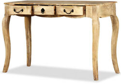 Narrow Console Table Antique Wood Slim Entryway Hall Rustic Display Furniture