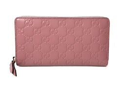 GUCCI Women's 410105 Leather GG Guccissima Continental Wallet