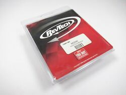 New Revtech 662043 Clear Coated Universal Brake Line 54andrdquo Long