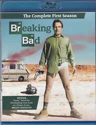 Breaking Bad The Complete First Season Blu-ray Disc 2010 2-disc Set
