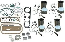 Engine Overhaul Rebuild Kit Ford 960, 961, 971, 981 Tractor 172 4 Cyl Gas