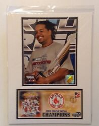 Lot Of 10 2004 Red Sox Wold Series Champions Usps Collector First Day Covers