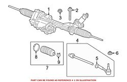 For Bmw Genuine Rack And Pinion Assembly 32106872478
