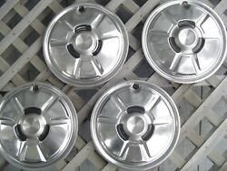 Mazda R100 Hubcaps Wheel Covers Center Caps Poverty Caps Rx2 Rx3 Rx4 Rx5 Rx7