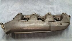 Chevy Big Block Pass. Side Exhaust Manifold 427 454 396 402 New With Smog Ports