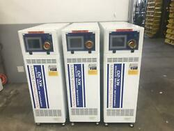 As IS Lot of 3 Advanced Thermal Science MX-20 Temperature Control System