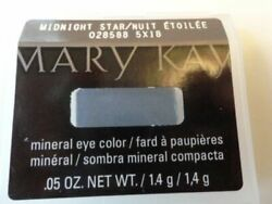 Lot 2 Rare Mary Kay Midnight Star Pressed Powder Mineral Eye Shadow NEW HTF NLA
