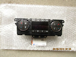 09 - 12 CHEVY TRAVERSE LT LTZ AC HEATER CLIMATE TEMPERATURE CONTROL OEM NEW