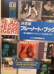 Blue Note Records Jazz Reference Book 1999[ Paper Back]