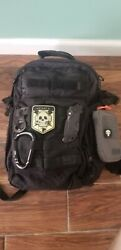 Tactical 5.11 Go Bag Bug Out Bag Fully Stocked New