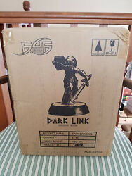 First4Figures Dark Link Exclusive Edition Statue Zelda NEW & SEALED IN BOX! F4F