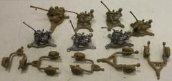Battlefront FoW WWII Soviet Loose 37mm AA Gun Collection #1 NM