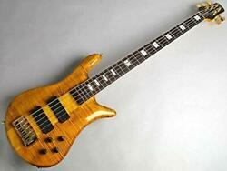 Spector EURO 5 LX Premium Wood / Tiger Eye Gloss Electric bass (5 strings) Spect