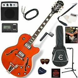 EPIPHONE Electric Guitar Introductory beginner Introduction Bigsby's tremolo uni
