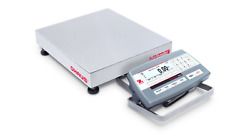 Ohaus D52xw50wqv5 Multifunctional Stainless Steel Washdown Bench Scale