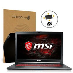 Celicious Privacy Plus MSI GV72 7RE [360°] Anti-Spy Screen Protector