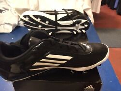 Adidas Football Cleats Shoes Lightning Fly Low Size 12 Same Or Next Day Shipping