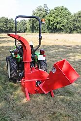 New Winton 5 Wood Chipper Suitable For Compact Tractors