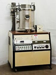 Ion Tech ID-3500 Advanced Energy wLarge Bell Jar Ion Beam Coater Evaporator